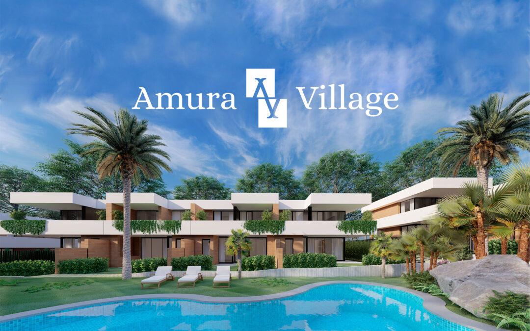 Abrimos la oficina de venta de Amura Village