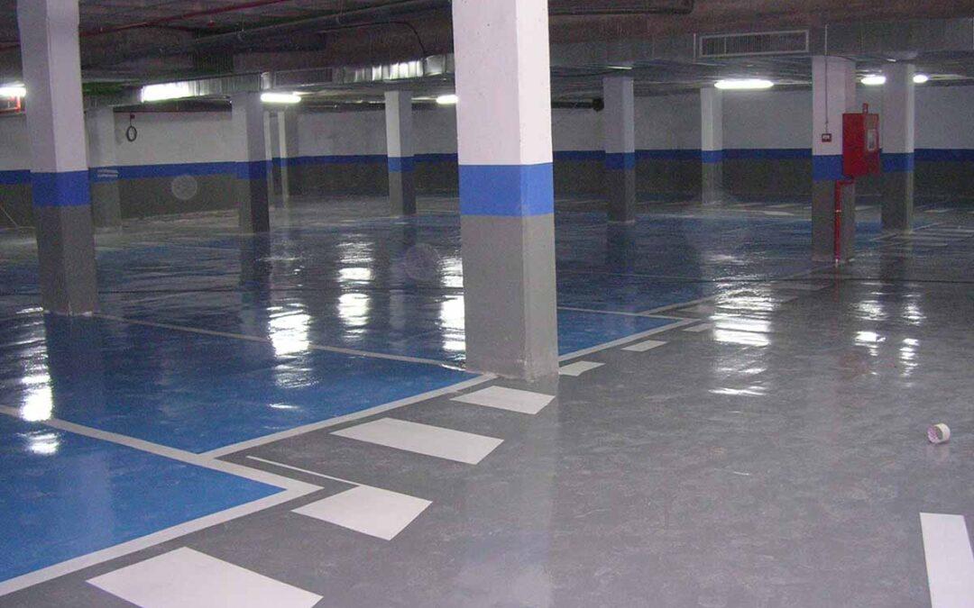 El parking del Hospital Perpetuo Socorro mantendrá sus barreras abiertas hasta el final del periodo de alarma