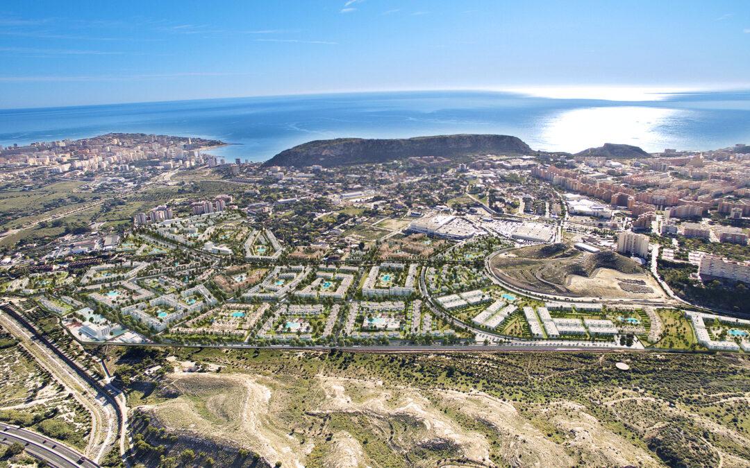 Vistahermosa Norte: la zona residencial con mayor proyección de desarrollo en Alicante